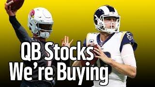 NFC West QB's Stocks We're Buying