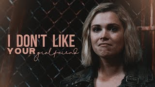 bellamy & clarke — I could be your girlfriend. (+5x07)