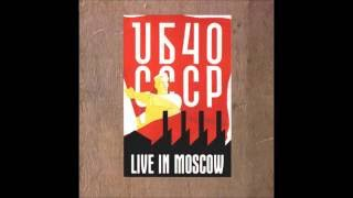 UB40 - Please Don't Make Me Cry (Live in Moscow)