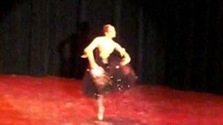 Luisana Feghali Dao: Variación Danza Napolitana. Lago de los Cisnes