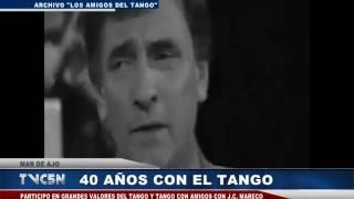 MARIO CORTES   40 AÑOS CON EL TANGO