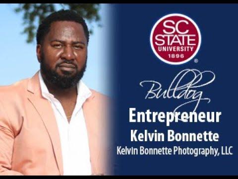 """SC State Celebrates """"Bulldog Entrepreneur�—Kelvin Bonnette"""