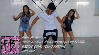 Me Libera Nega - MC Beijinho (Coreografia FBI)