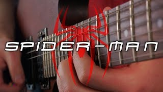 Spider-Man (2002) Theme on Guitar