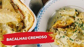 Bacalhau Cremoso | Colher de Sopa