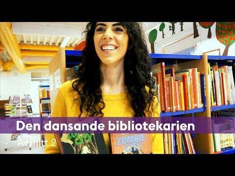 Den dansande bibliotekarien - Avsnitt 2