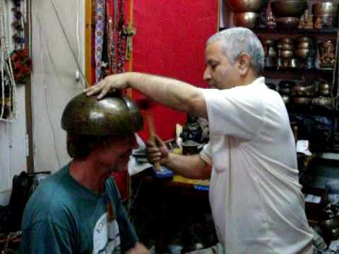 0911 Nepal Singing bowl treatment.AVI