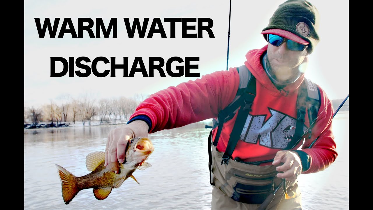 Going Ike Season 4 Episode 7 Mississippi River Smallmouth Bass Fishing Video