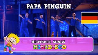 Papa Pinguin - Minidisco DE