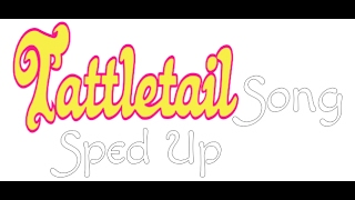 Let's Have Some Fun!!! | TattleTail song | Sped Up | TryHardNinja Ft. Bonecage |