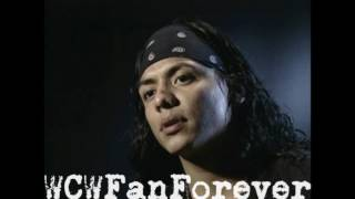 WCW Juventud Guerrera 2nd Theme(With Custom Tron)