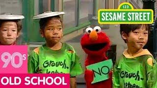 Sesame Street: The 'No' Dance with Oscar and Elmo | #ThrowbackThursday