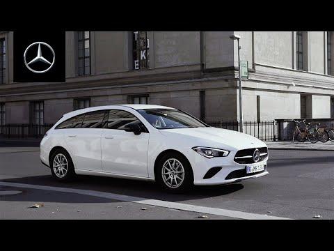 A Ride Through Berlin with Nadja Wohlleben | She's Mercedes