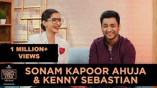 'Social Media Star with Janice' E09: Sonam Kapoor Ahuja & Kenny Sebastian