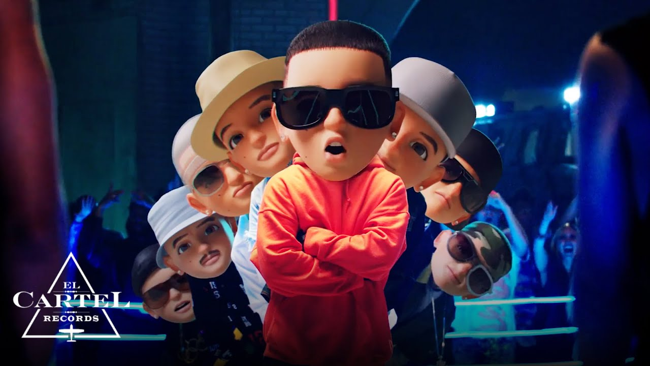 Daddy Yankee - Que Tire Pa Lante