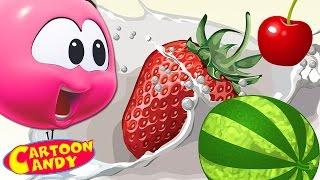 The Fruit Fiasco | WonderBalls | Funny Cartoons For Children