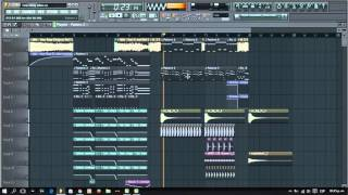 W&W - How Many (GERSON REMAKE) FL STUDIO