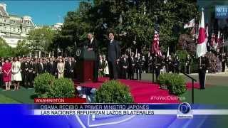 D'Latinos Noticias Edición Nacional 11pm (Abril 28 de 2015)