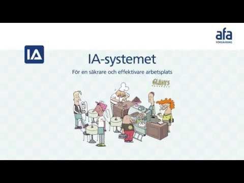 Händelsehantering med IA-systemet