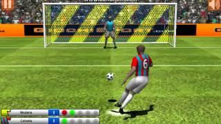 Y8.com Games sucks!!!Penalty fever.