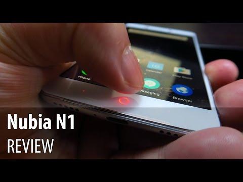 Nubia N1 Review în Limba Română