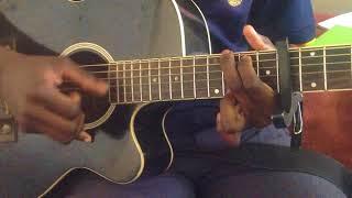 how to play nastyc gravy on guitar