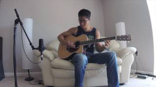 """""""Once In A While"""" - Timeflies [Shear Studs Acoustic Cover]"""