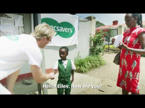 Specsavers Norge - Eyecamp i Tanzania 2017