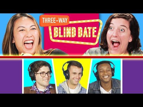 I Pick A Blind Date Based On Their Texts (Re-uploaded)