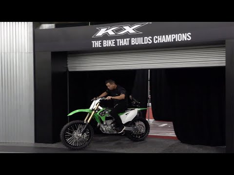 New 2019 Kawasaki models unveiled at AIM Expo