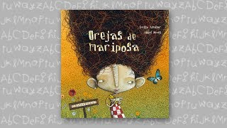 CUENTOS INFANTILES: OREJAS DE MARIPOSA