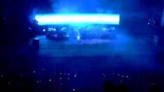 Massive Attack -Teardrop (Live @ Neapolis Festival 17/07/08)
