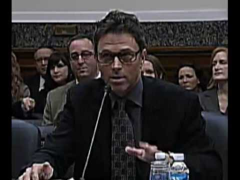 Tim Daly- Testifying to Government