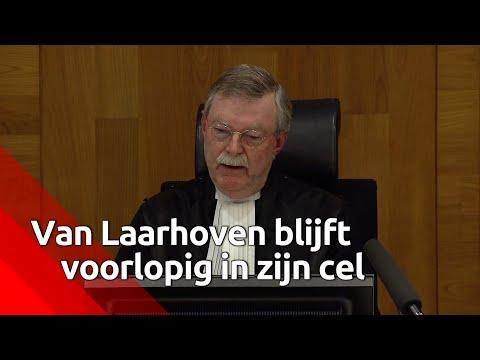 Uitspraak van de rechter in kort geding Johan van Laarhoven