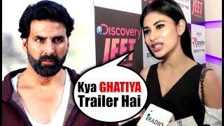 Mouni Roy SHOCKING Comments On Gold Movie Trailer ft Akshay Kumar!