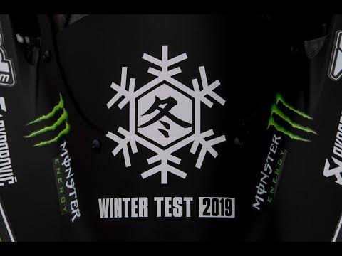 Winter Test KRT - Aragon - Rea and Haslam shakedown the Ninja ZX-10RR