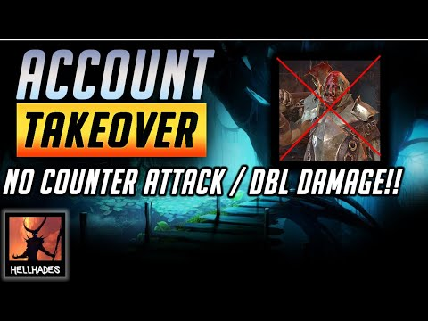 RAID: Shadow Legends | ACCOUNT TAKEOVER | SPEED TEAM | NO COUNTER | DOUBLED DAMAGE & BEAT SPIDER 20!