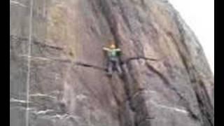 rock climbing, dingle