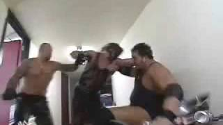 Brothers of Destruction kick the Big Shows Ass