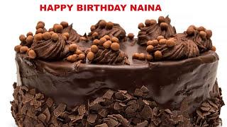 Naina - Cakes Pasteles_ - Happy Birthday