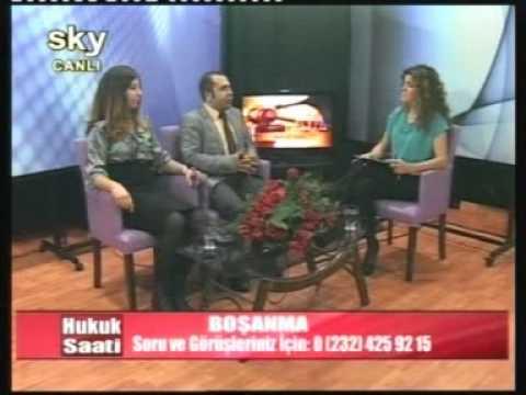 HUKUK SAATİ 28.12.2012 BOŞANMA-NAFAKA-VELAYET - 4.BÖLÜM
