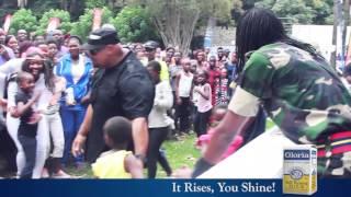 """Jah-Prayzah performs """"Hello"""" at Gloria's Tour live at Harare Gardens!"""