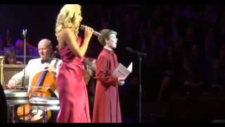 KATHERINE JENKINS at The Royal Albert Hall December 2012 feat. Jack Taylorson