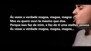 Syer  - Ás Vezes a Verdade Magoa Letra  • SevereLyrics •