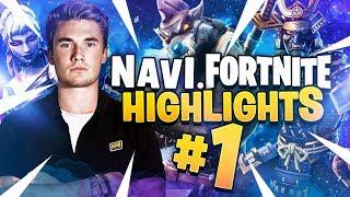 NAVI Fortnite Highlights #1