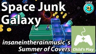 Space Junk Galaxy - Super Mario Galaxy | Piano Cover