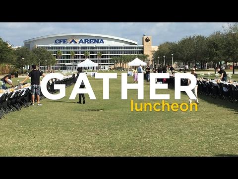 UCF Gather Luncheon
