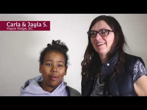 Testimonial - Carla & Jayla   Best Western Kelowna Hotel