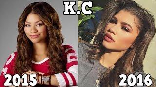 Agente K.C. Antes y Después 2016