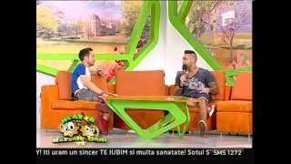 "Alex Velea si-a lansat videoclipul melodiei ""Cand noaptea vine"" la Neatza"